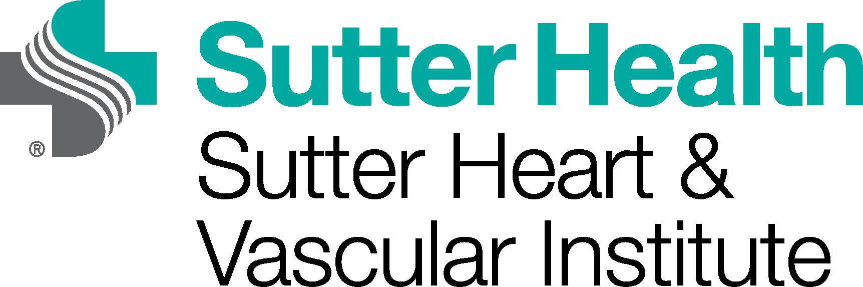Sutter Heart & Vascular Institute Logo